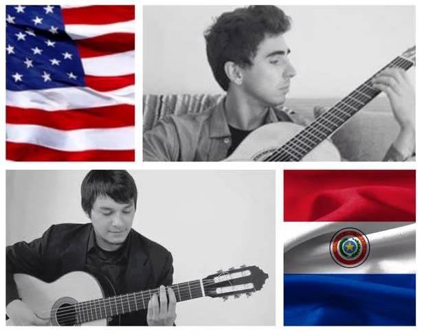 El norteamericano Gerrard y el paraguayo Rodríguez actuarán en Hohenau.