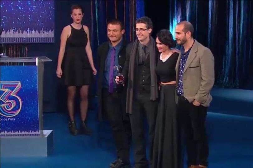 Premio y reconocimiento para Siete Cajas (foto de Internet).