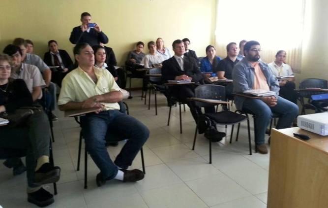 Empresarios del turismo de Itapúa se capacitan en Encarnación.