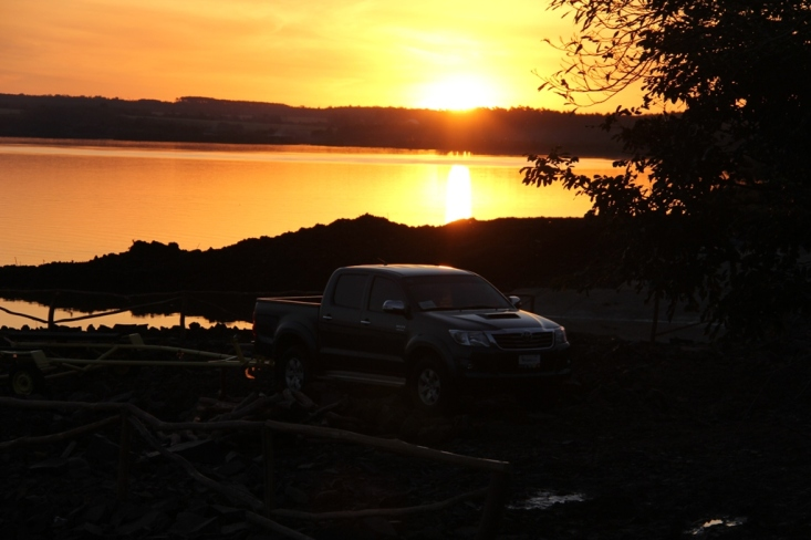 El río Paraná será escenario del concurso de pesca más grande Paraguay.