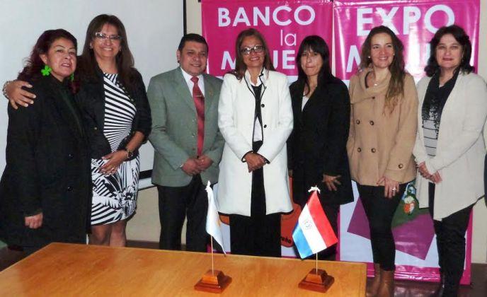 Invitación oficial ante funcionarios de la Gobernación de Itapúa.