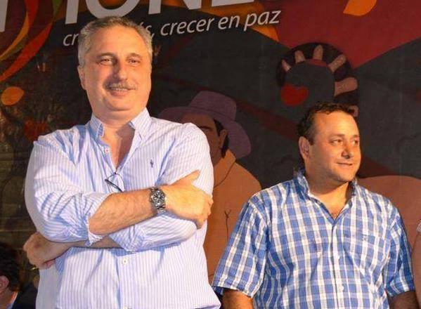 La fórmula Passalaqua (izquierda) Herrera gobernará Misiones a partir del 10 de diciembre.